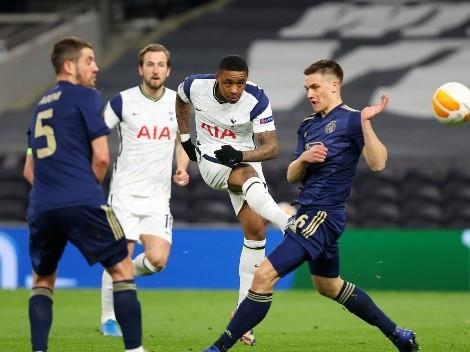Tottenham passa pelo Dínamo Zagreb e abre boa vantagem