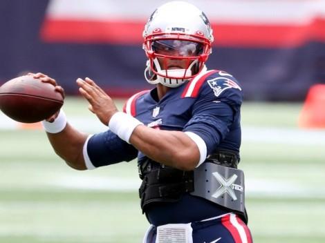 New England Patriots tiene su mariscal de campo para temporada 2021 de NFL