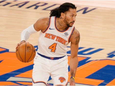 Derrick Rose explains how the New York Knicks changed his career