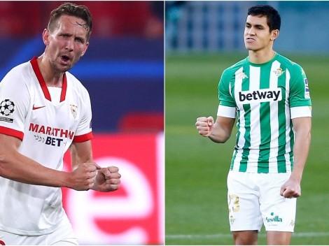 Sevilla x Betis: como assistir AO VIVO à partida do Campeonato Espanhol nos Estados Unidos