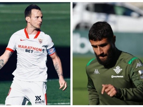 Sevilla x Betis: data, hora e canal para assistir à partida do Campeonato Espanhol