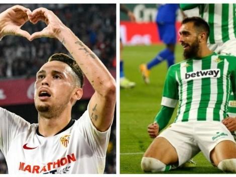 Sevilla x Betis: saiba onde assistir AO VIVO à partida do Campeonato Espanhol