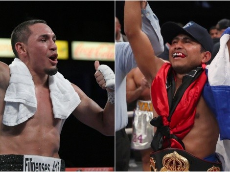 Juan Francisco Estrada and Román 'Chocolatito' González face each other in a long-awaited rematch