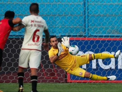 Carvallo fue el héroe: Universitario empató 1-1 ante Melgar por la Liga 1