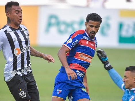 Opción para Lasarte: Vargas aporta con gol en triunfo del Atlético Mineiro