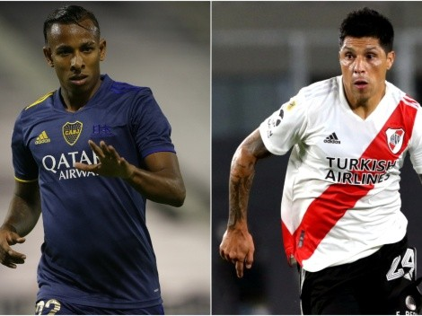 Boca and River clash in the exciting Argentine Superclásico at La Bombonera