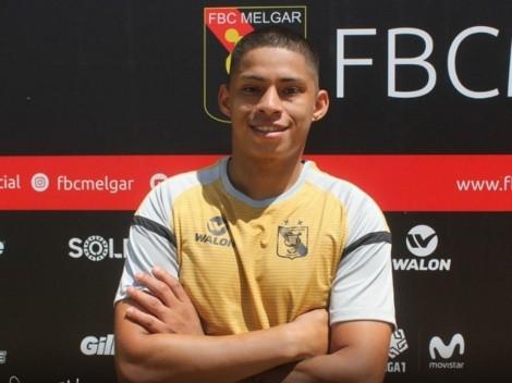 Apenas 5 minutos: Kevin Quevedo debutó en su vuelta al fútbol peruano