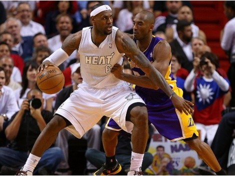 Former NBA star explains why Kobe Bryant was harder to guard than LeBron James