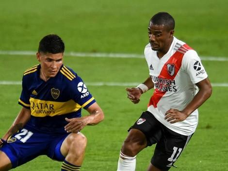 Cómo ver Boca vs. River EN VIVO HOY en el Superclásico de la Copa de la Liga Profesional