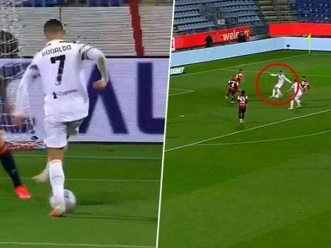 Cristiano Ronaldo escuchó las críticas y explotó: hizo tres goles en media hora