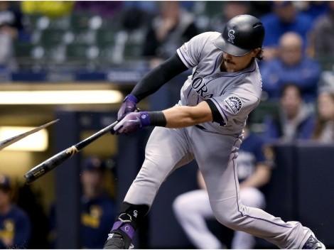 MLB: Se ponchó y golpeó sus genitales ¡El blooper del año en el Spring Training