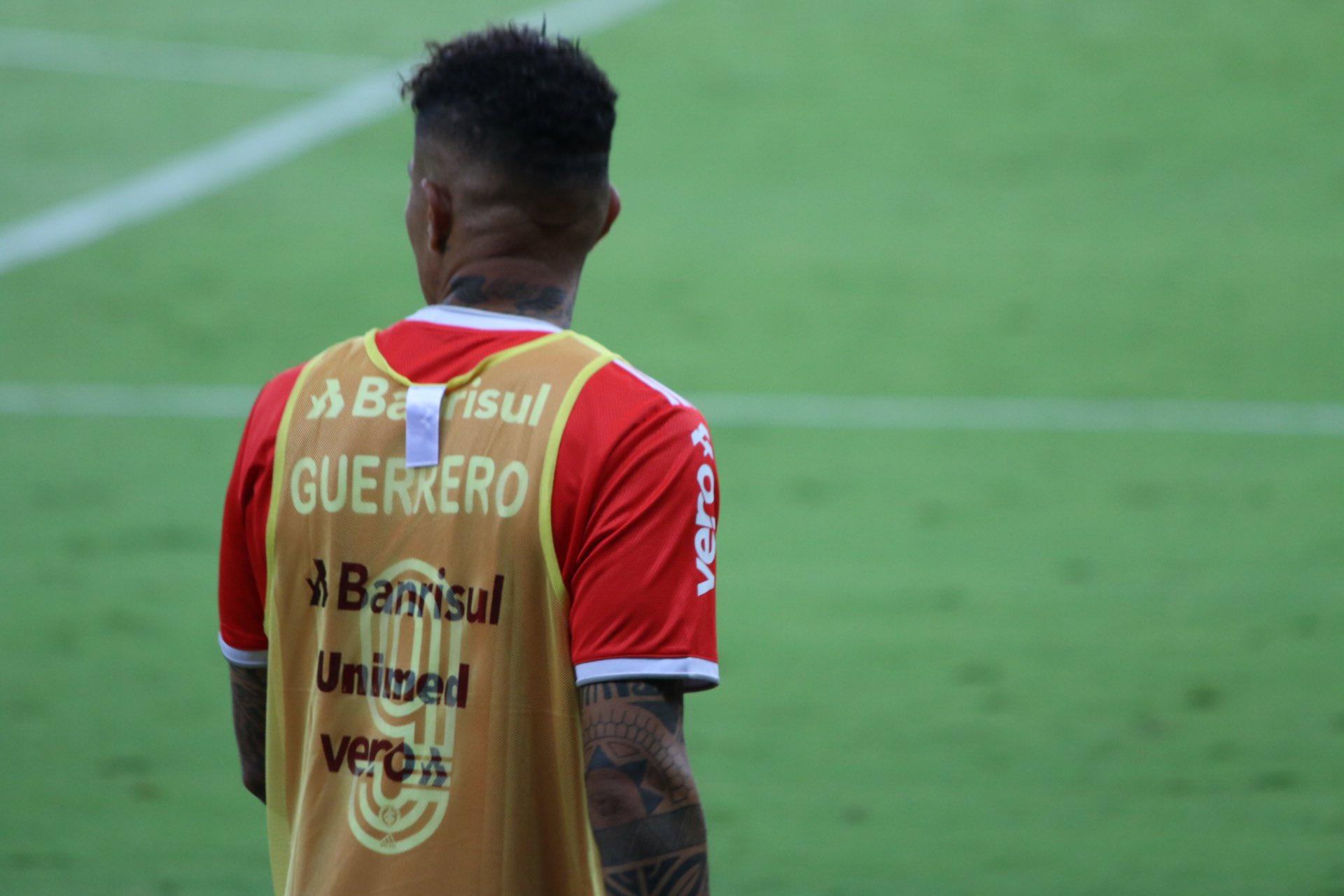 Llegó el día: Paolo Guerrero volvió a jugar con el Inter después de 7 meses