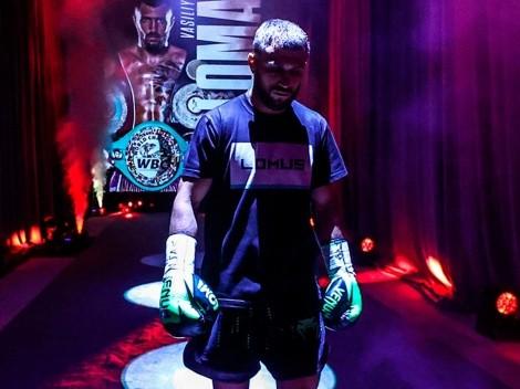 Vasyl Lomachenko tiene una pelea para volver a ser campeón mundial ligero