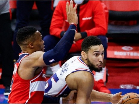 Ben Simmons destroys Wizards' broadcaster who called him overrated