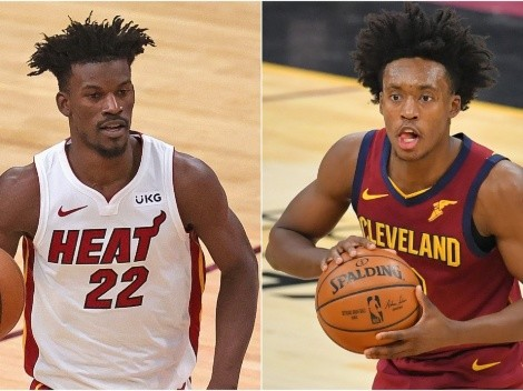 Miami Heat host Cleveland Cavaliers at South Beach