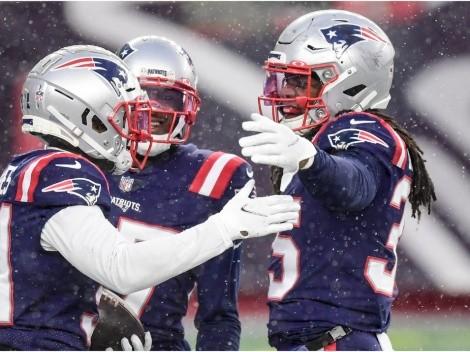 New England Patriots tomó a un Philadelphia Eagle y ahora planea robar en Baltimore Ravens
