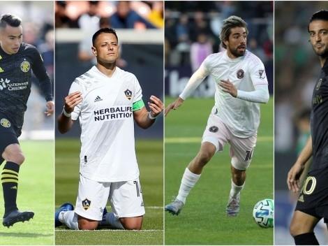 Los cinco partidos imperdibles en la primera jornada de la MLS 2021