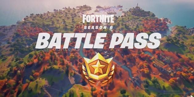 Season 2 Season Pass Fortnite Primer Vistazo Al Pase De Batalla De La Temporada 6 De Fortnite Capitulo 2 Bolavip