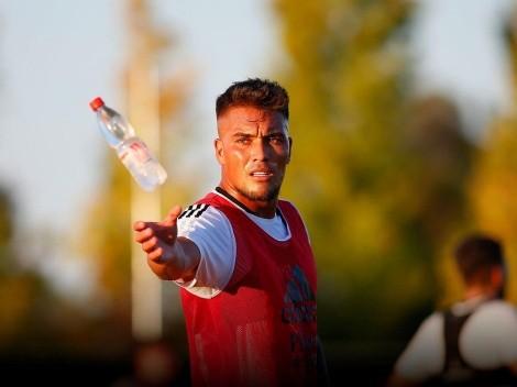 Parraguez revela su gran motivación para el 2021 de Colo Colo