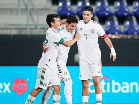 Oficial: el Tri confirmó la lista de convocados para enfrentar a Gales y Costa Rica