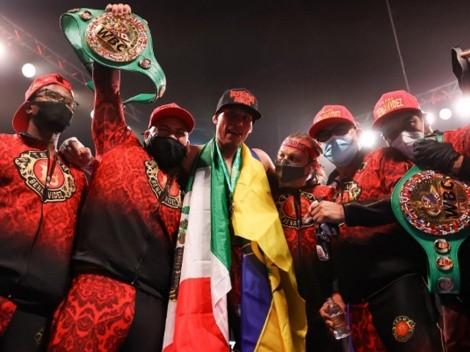 Todavía no, Canelo: David Benavídez avisó cuál quiere que sea su próxima pelea
