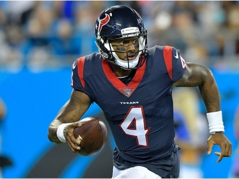 Houston Texans already have a replacement for Deshaun Watson