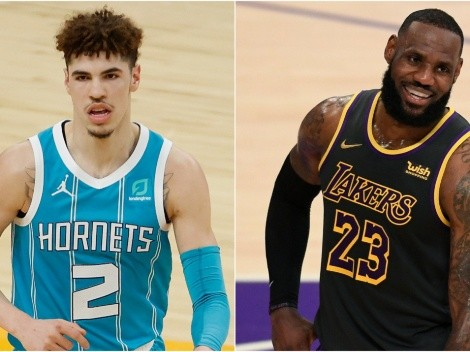 Charlotte Hornets travel to Los Angeles to face the Lakers