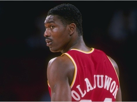 Hakeem Olajuwon explains why Michael Jordan is 'far superior' to LeBron James
