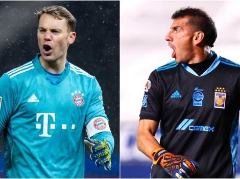 Neuer le rechazó la playera a Guzmán y el de Tigres tomó una decisión drástica