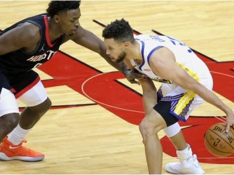 Los Warriors volvieron a la victoria y se ilusionan con los playoffs