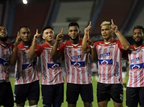 Primer obstáculo superado: Junior eliminó a Caracas de la Copa Libertadores