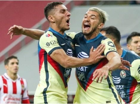 """Molestó lo que se dijo en la previa"": Cáceres le apuntó a Chivas"