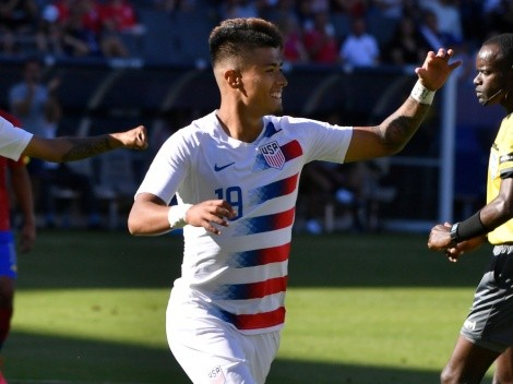 The USMNT open the Olympic Qualifiers against Costa Rica today
