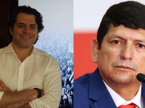 """""""Figuretismo"""": Diego Gonzáles Posada se hizo tendencia tras ir a reunión en la Videna"""