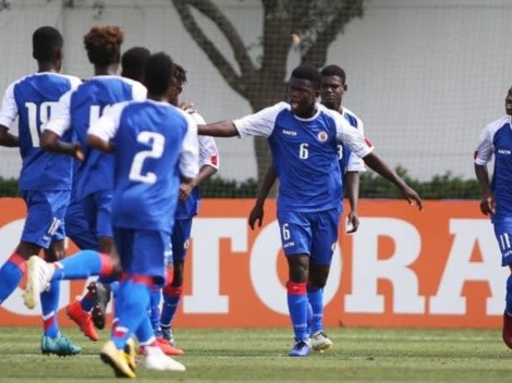 Honduras and Haiti meet today in Group B of the Olympic Qualifiers