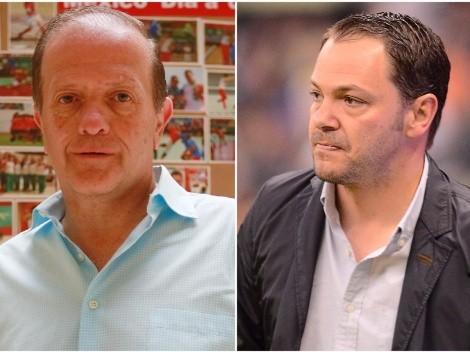 Schwartz criticó a Santiago Baños por despreciar a la Concachampions