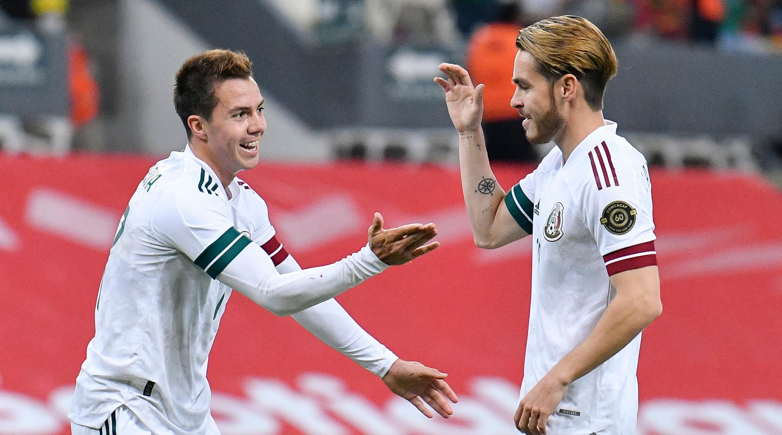 México goleó a República Dominicana con hat trick de Sebastián Córdova | VIDEOS VER GOLES | Preolímpico CONCACAF | Bolavip