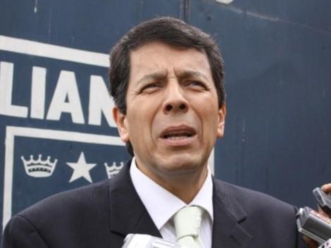 """Tito Ordoñez, delegado de Alianza Lima: """"La vida no es para los cobardes"""""""