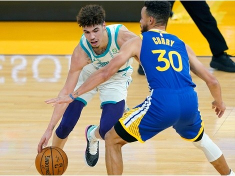 LaVar Ball explains why he didn't want LaMelo Ball to play for the Warriors