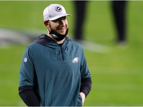 Colts' owner makes a strong prediction about Carson Wentz