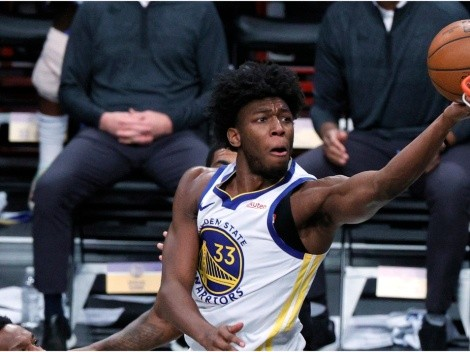 The Warriors could move James Wiseman to land an All-Star