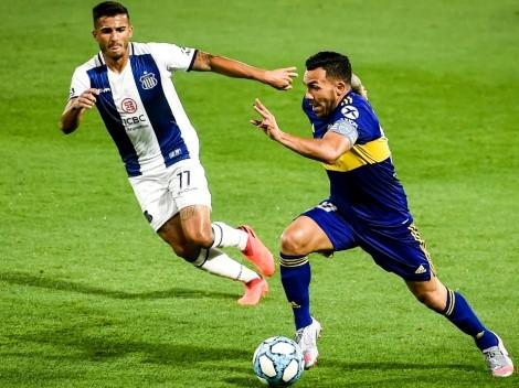 Boca Juniors host Talleres at La Bombonera in thrilling Copa de la Liga game