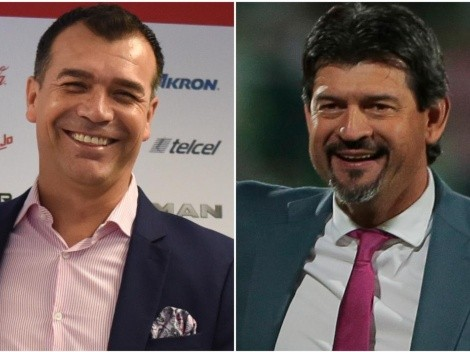 Jared Borgetti felicitó a José Saturnino Cardozo por el cumpleaños