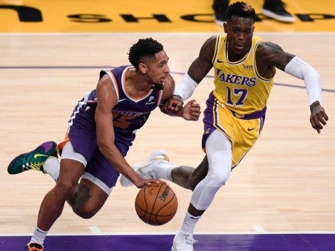 Los Angeles Lakers and Phoenix Suns clash in the derby of the Western Conference