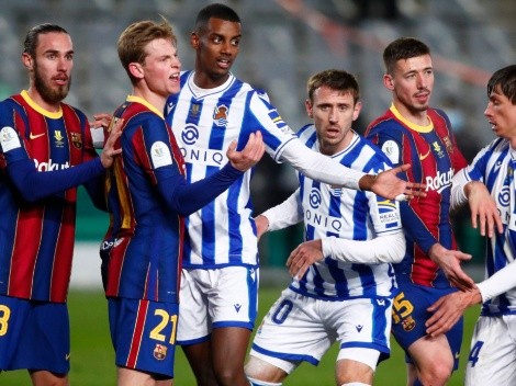 Inspired Real Sociedad welcome Barcelona in highly-anticipated battle