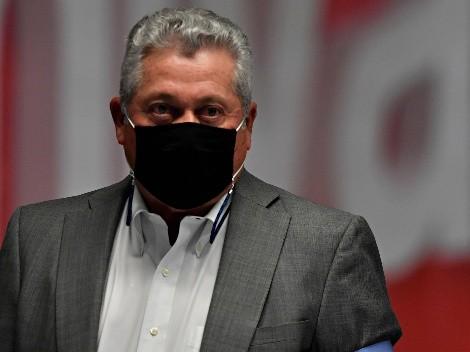 Víctor Manuel Vucetich no seguiría siendo entrenador de Chivas