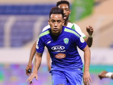 Christian Cueva sigue encendido: otro gol del peruano en Arabia Saudita