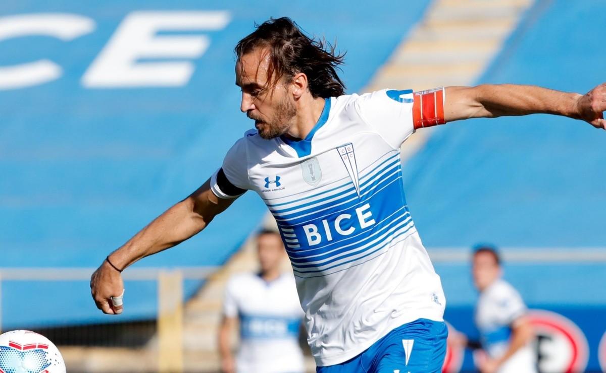 Universidad Católica: José Pedro Fuenzalida cuenta con respaldo del club  para ser capitán | Bolavip Chile