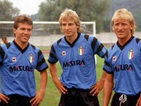 Inter de Milán, el mejor recuerdo de Lothar Matthäus
