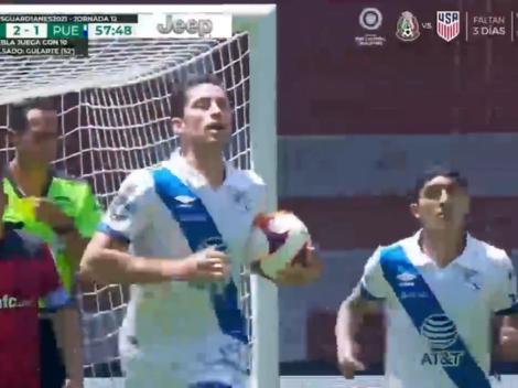 Pide Selección a gritos: Santiago Ormeño metió otro gol en la Liga MX